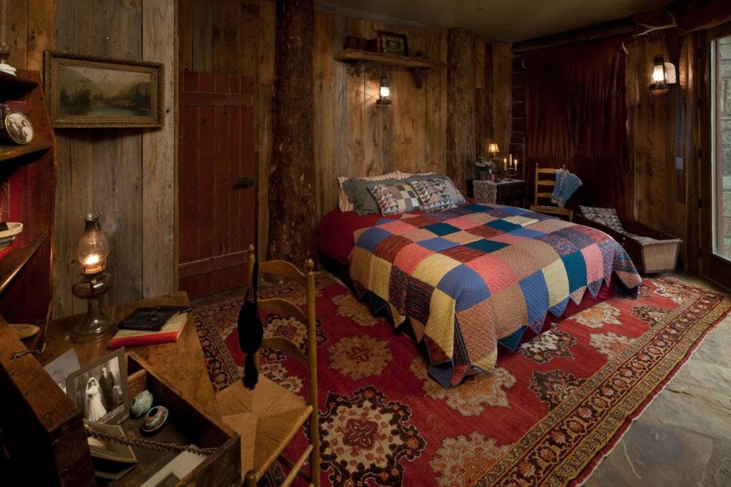 Castlewood guest room